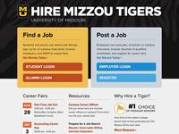 Hire Mizzou Tigers Redesign