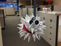 Mini Funny Spiky