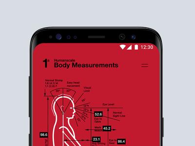Humanscale app