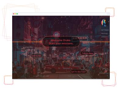 Daily UI: Landing Page dailyui landing page daily ui challenge