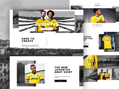 Juventus Club experience page