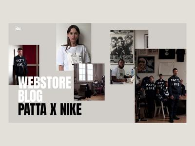 Patta x Nike concept page #3
