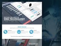 Applied Imagination Website Redesign
