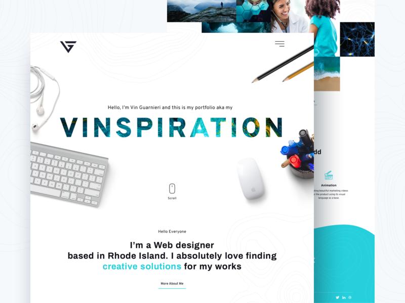 Portfolio 2020 shot white branding motion graphics product design web designer sketchapp texture minimal teal freelance landingpage portfolio modern web design