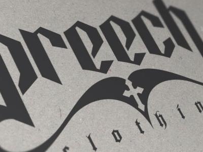 Preech Clothing logo clothing brand xtianares christian castanares