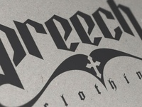 Preech Clothing logo clothing brand xtianares christian castanares