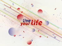 Liveurlife wallpaper