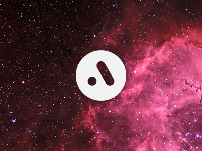 OSX Me osx mavericks mac logo identity brand personal icon mark symbol space stars