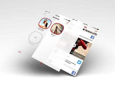 Widdle Layers ios7 app transparent apple widdle ui layers iphone aj-mihalic balraj chana