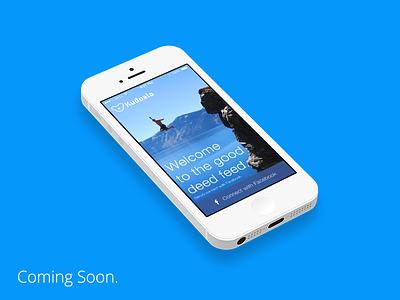 Kudoala Login kudoala kudos login ios7 app screenshot flat iphone coming soon