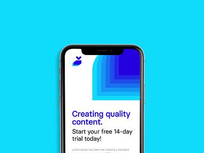 Viralsnare | Website Concept uxdesign uiuxdesign uidesign uiux website concept mobile website website design mobile website app web ux ui branding typography concept minimal clean design