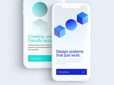 UI Exploration ux design ui design uiux app web ux ui branding typography concept minimal clean design
