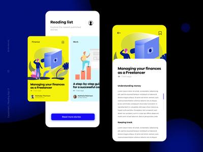 Reading App 📕