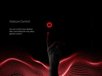 Carbon OS | Gesture Control