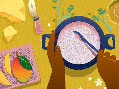 How to Make Shea Butter texture mango shea butter skin care