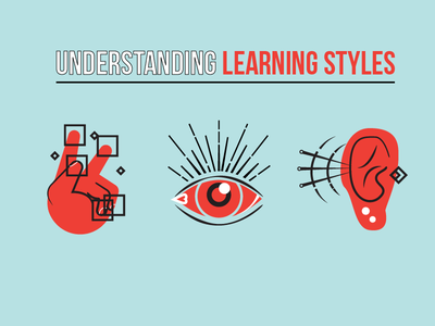 Learning Styles learning illustration