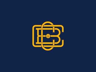 CBCornellà Monogram Logo