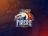 TheFirers Mascot Logo