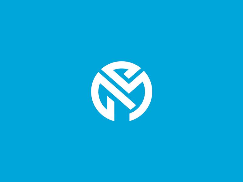 Logo for TeamMRN concept abstract vector sport mrn mascot esports branding logotype logo