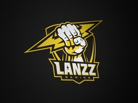 LanZz Gaming - Mascot Logo Design