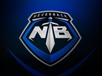 NeverBack Sport logotype