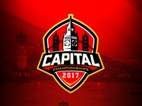 Capital Championships 2017 London - Sport Logo
