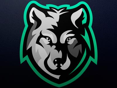 Wolf logo FOR SALE esports wolves wolf sports logo design mascot logo logo