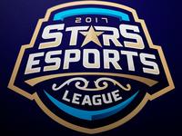 Stars Esports League - Mascot logo