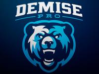 Demise Pro Mascot Logo Design