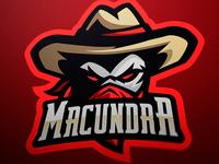 Bandit mascot logo