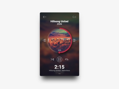 Music Player android ios mobile app payer music