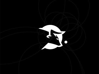 Bull Logo strong negative emblem logo bull brand animal