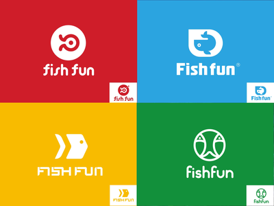 Logo02 Fish Animation