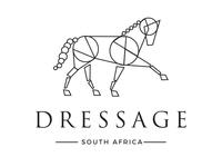 Dressage South Africa Logo Concept