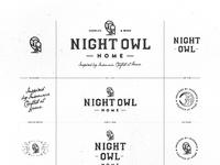 Candle owl branding option