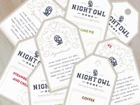 Night Owl - Design Directions