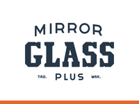 Mirror Glass Logo