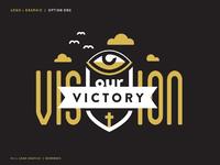 Victory vision logo