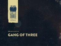 Folio gang of three