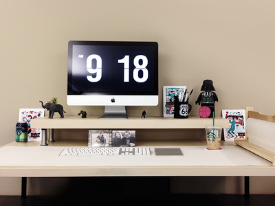 My Nova Desk