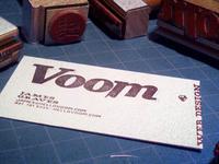 Voom Card