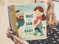 Mac & Jam Have a Baby!