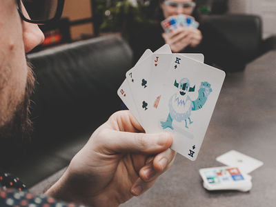 Yeti Cards