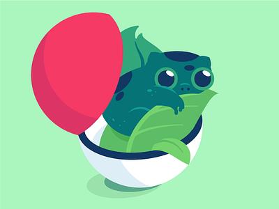 Bulbasaur pokémon pokemon pokeball pokéball pool cute leaf pokémon go bulbasaur