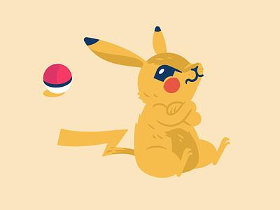 Pikachu pokémon go pokémon pokemon pokéball pokeball cute mad pikachu
