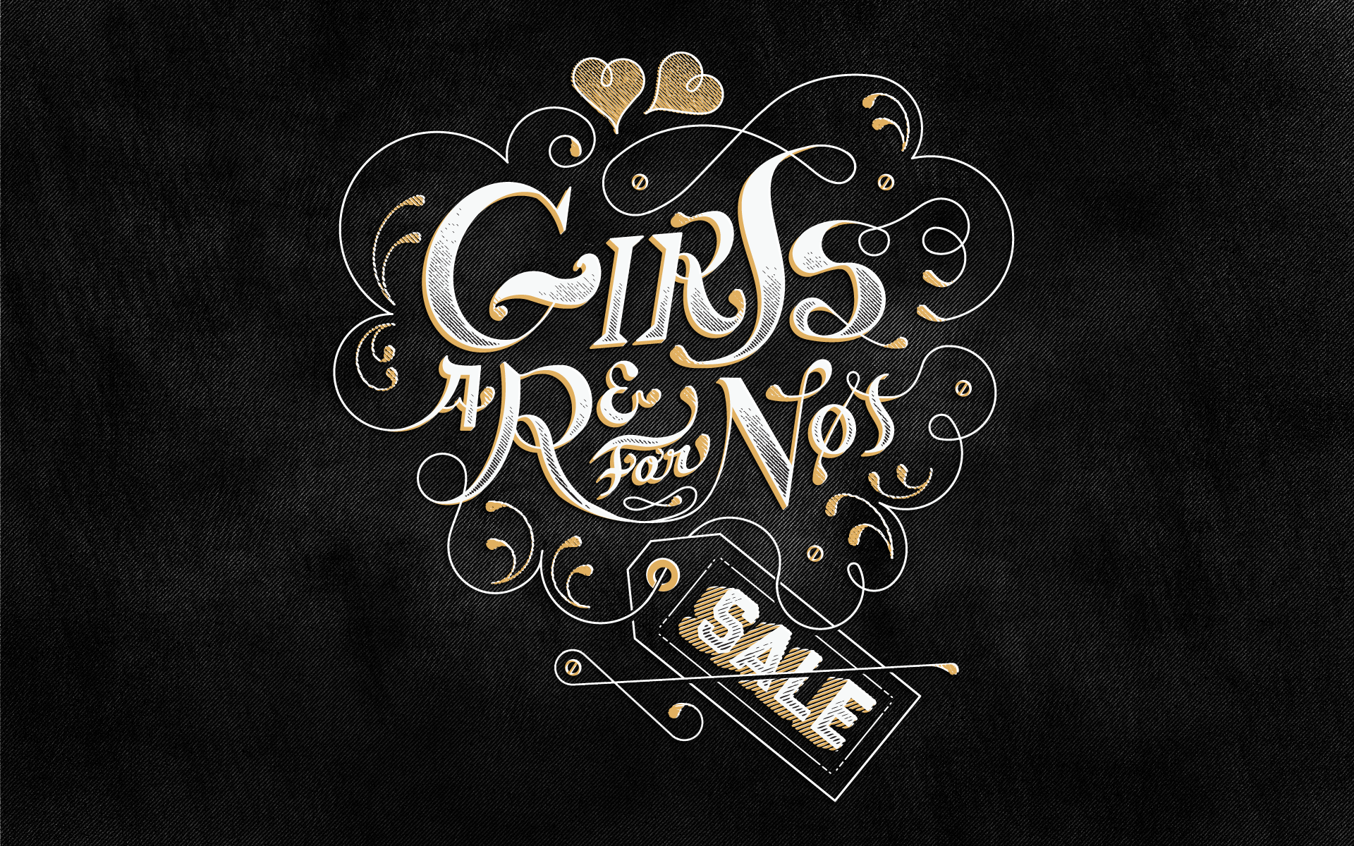 Girls not for sale wallpaper