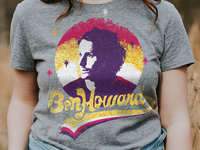 80s Ben Howard Shirt