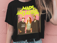 80s Maps & Atlases Shirt