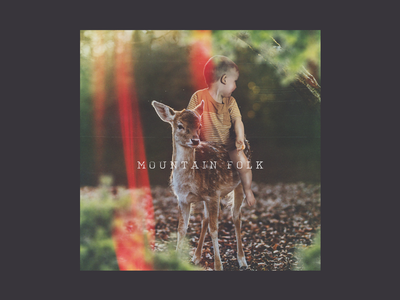 Friends mountain man riding mount steed forest album playlist summer son mountain kid deer