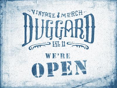 Duggard open